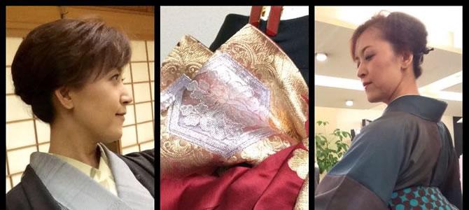 札幌着物着付け「生嘉流きもの道」家元プロフィール