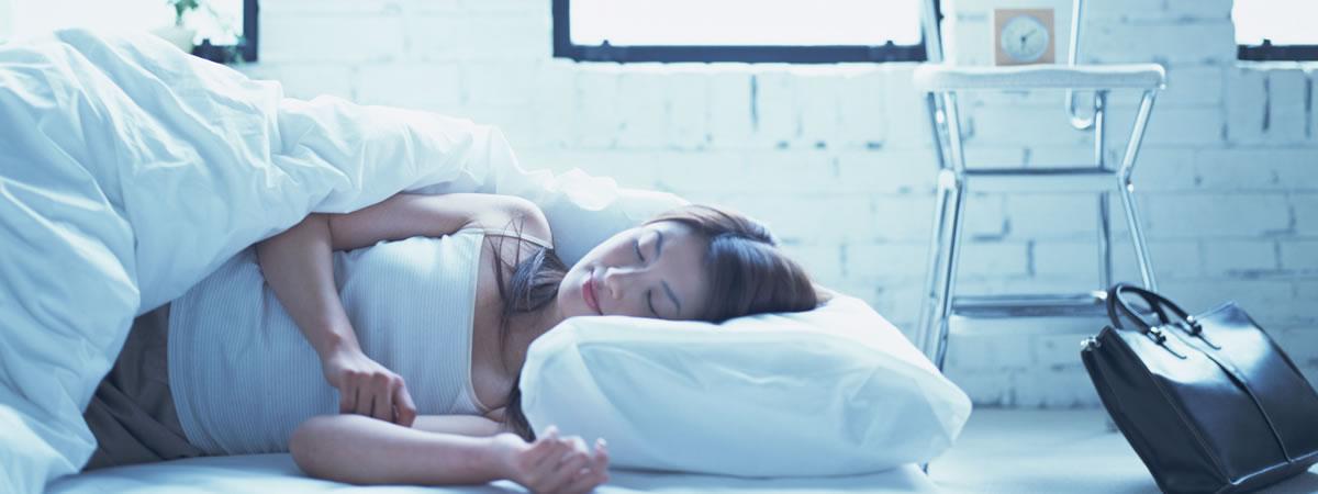 睡眠 = 究極の「美心」創り
